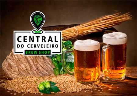 Central do Cervejeiro – Brew Shop